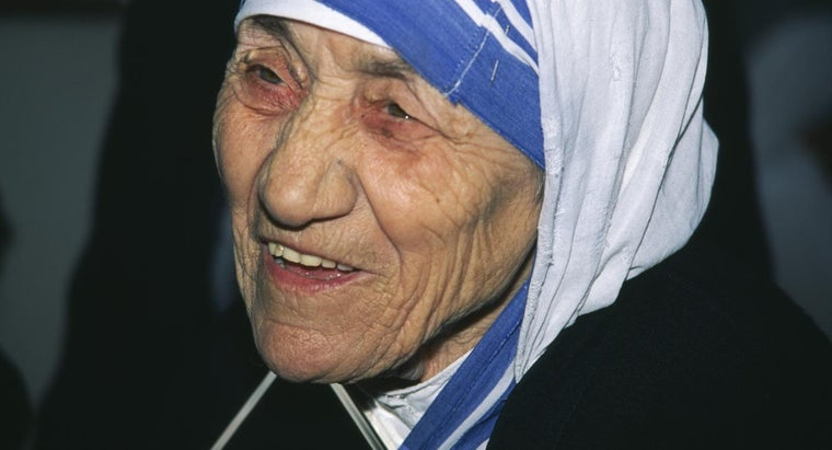 What Are Some Mother Teresa Quotes?