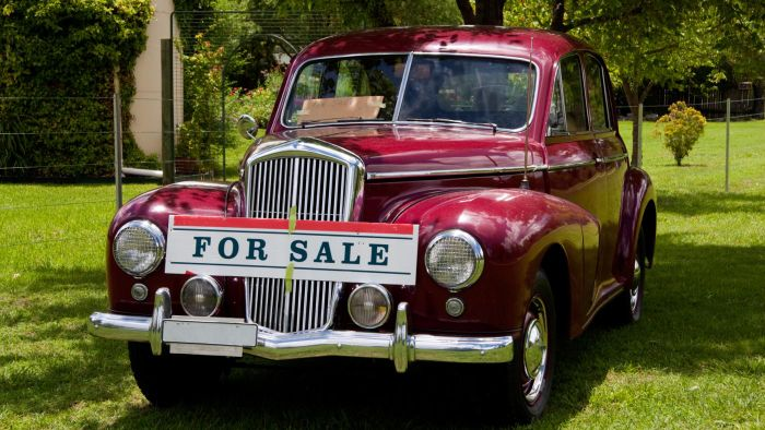 Where can you find classic cars for sale online?