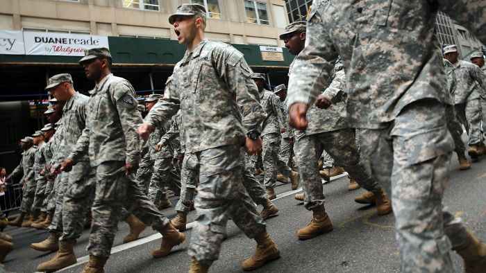 What Are the Names of the Ranks of the U.S. Army?