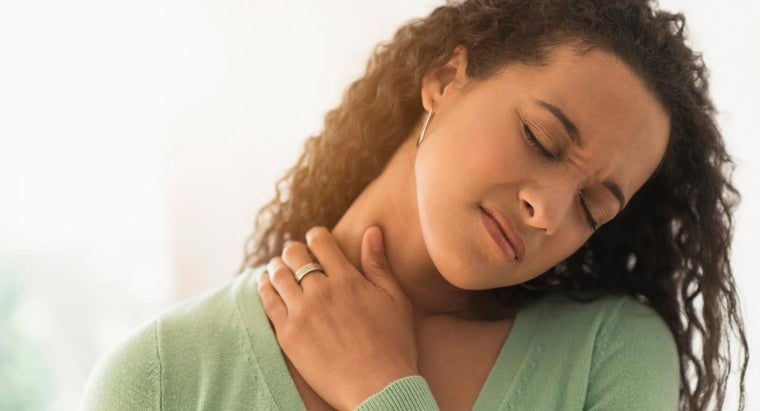 What Are Some Causes of a Stiff Neck?