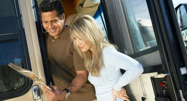 How Do You Transfer Your RV Payments to the Person You're Selling It To?