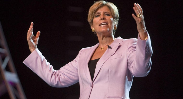 What Are Some Interesting Facts About Suze Orman?