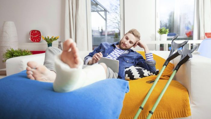 What Is the Typical Recovery Time for an Ankle Fusion Procedure?