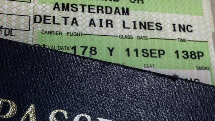 Can you print a Delta boarding pass at home?