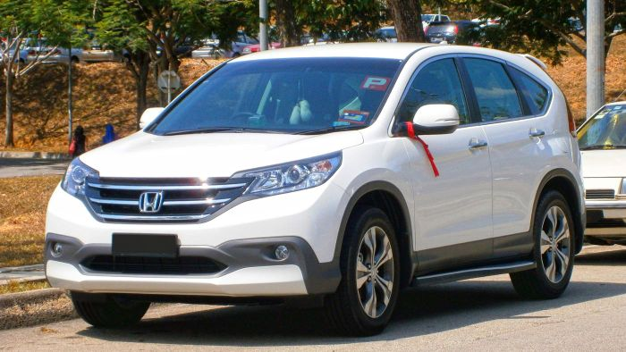 What Is the Maintenance Schedule for a Honda CRV?