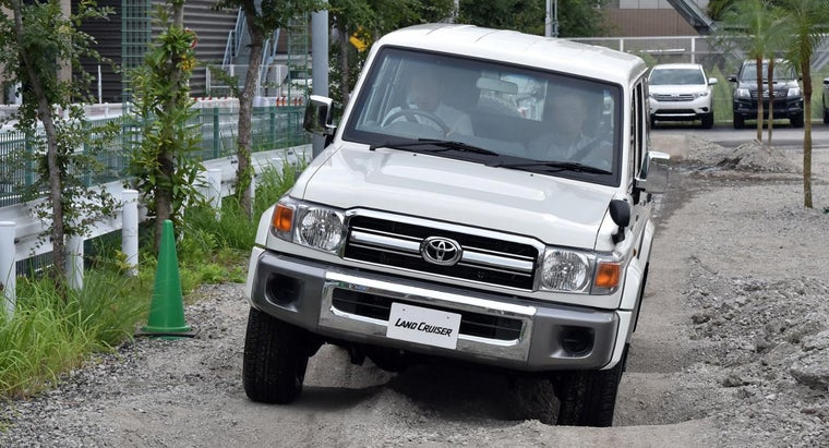 How Do You Find a Land Cruiser for Sale?
