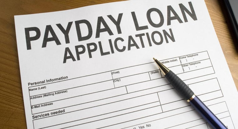 How Do You Get a Payday Loan Online?