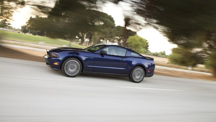 How Much Horsepower Does a Mustang GT Have?