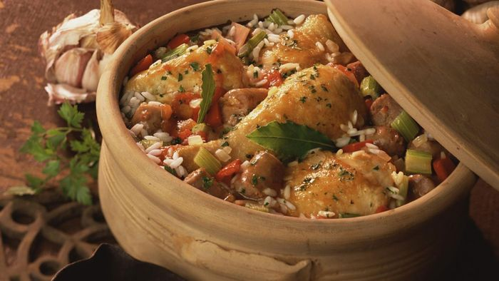 What Is a Healthy Chicken Casserole Recipe?