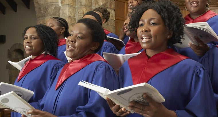 What Are Some Popular Gospel Songs?