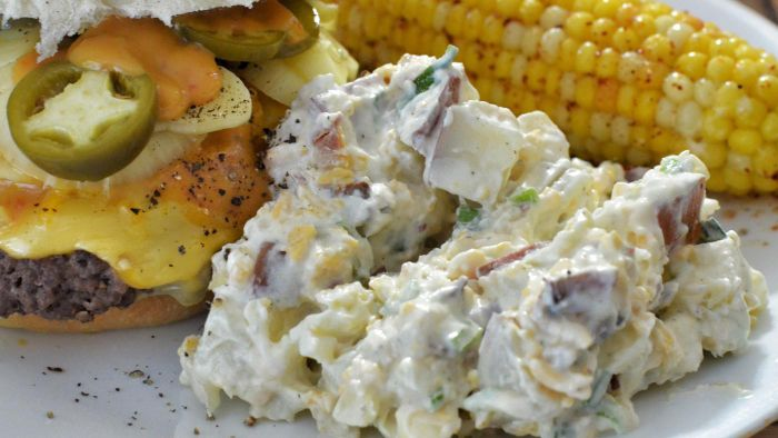What Are Some Old-Fashioned Potato Salad Recipes?