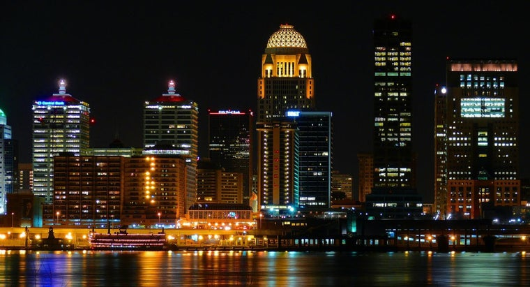 Where Can You Find a ZIP Code Map for Louisville, KY?