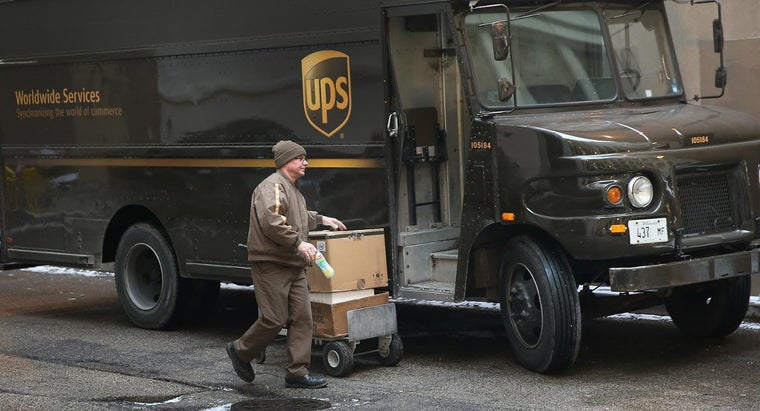What Is UPS's Website for Its Employees?