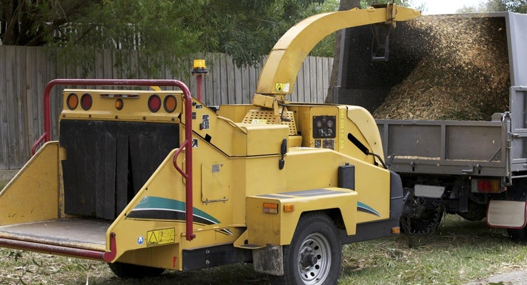 How Can You Find Used Wood Chippers for Sale?