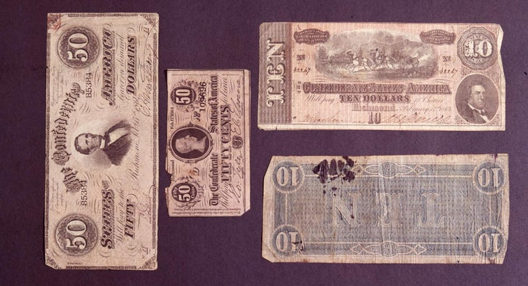 What Is the Value of Confederate Money?