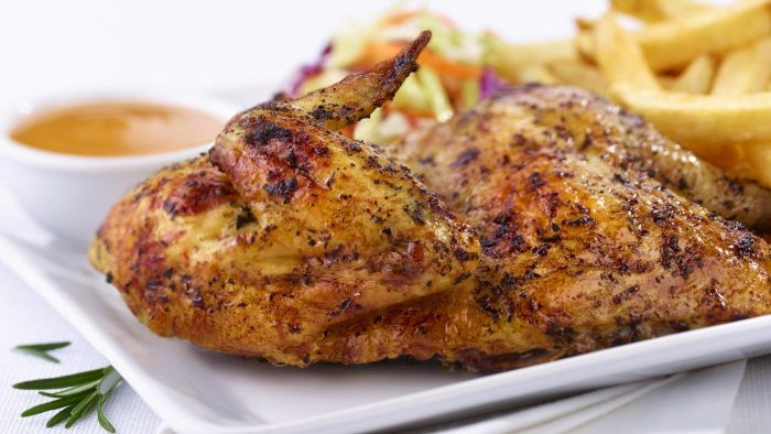 What Is a Recipe for Oven-Baked Chicken?