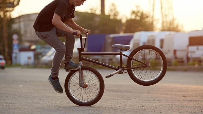 How Do You Create a Custom BMX Bike?