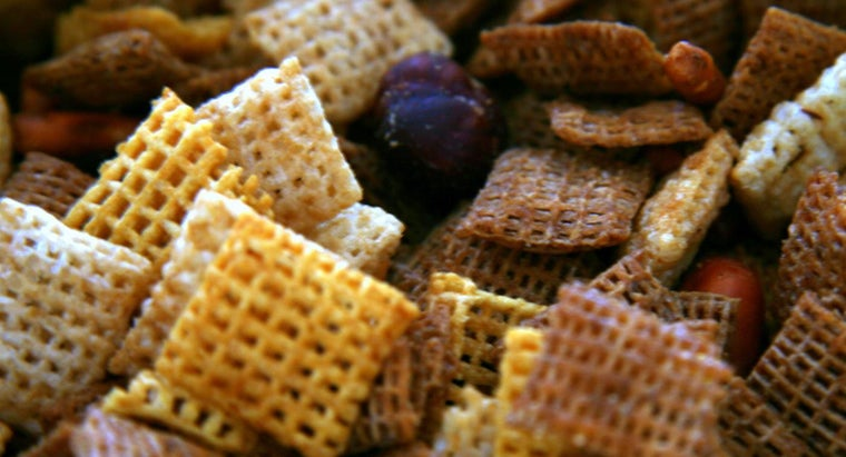 What Is the Original Homemade Chex Party Mix Recipe?
