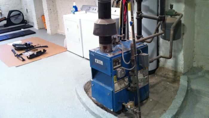 How much does it cost to replace a gas furnace?