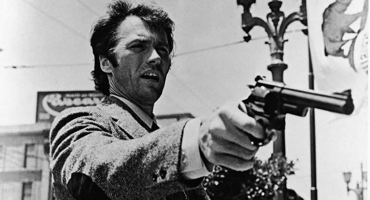What Are Some Movies Starring Clint Eastwood?