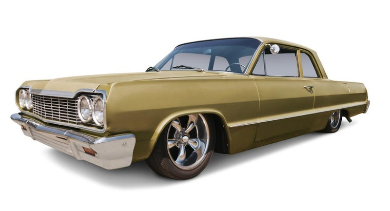 What Are the Most Popular Characteristics of a 64 Chevy Impala SS?
