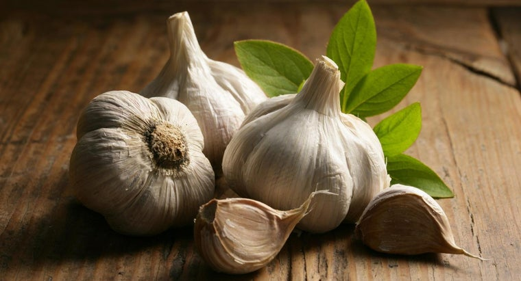 How Does Garlic Affect High Blood Pressure?