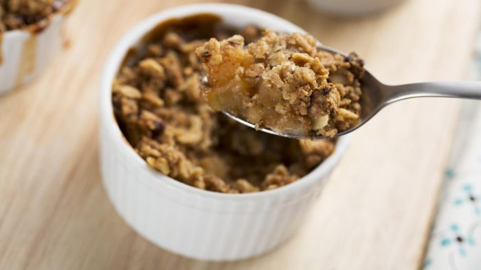 How Do You Make Apple Crisp?