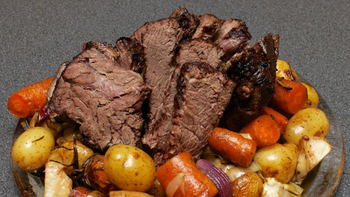 How Do You Cook a Frozen Beef Roast?