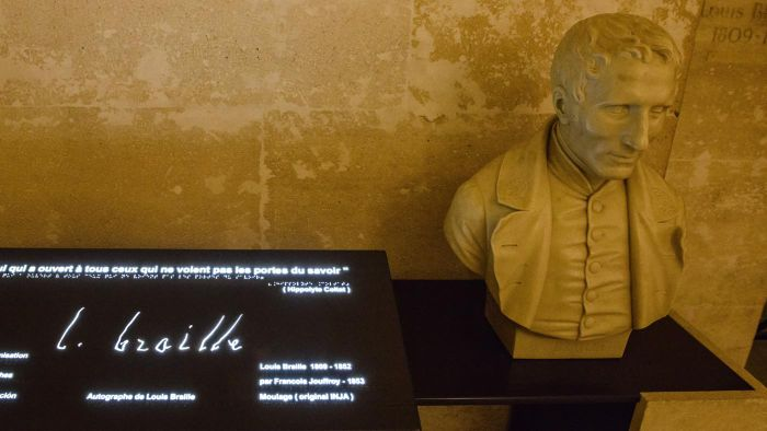What Are Some Interesting Facts About Louis Braille?