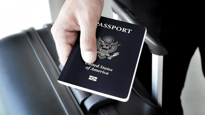 How Do You Get a United States Passport?