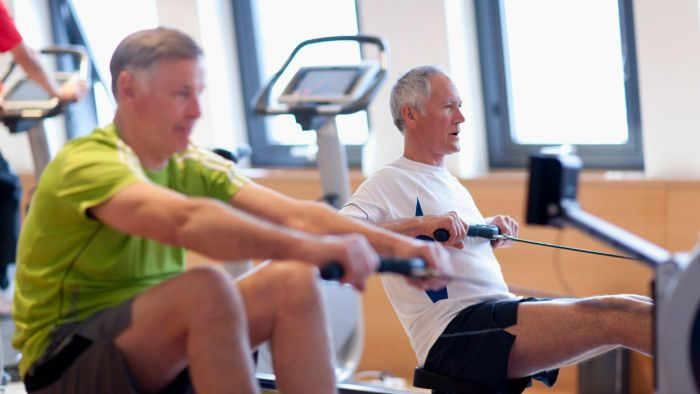 Are There Any Gyms for Senior Citizens?