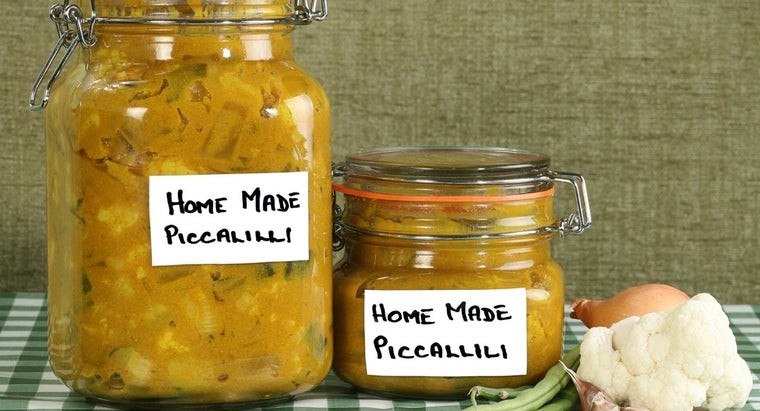 How Do You Make Piccalilli Relish?