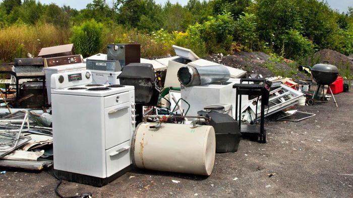 What Is the Proper Way to Dispose of Appliances?