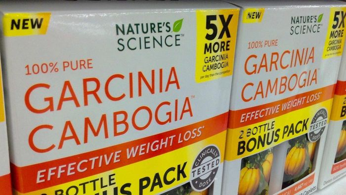 What are Garcinia cambogia ingredients?