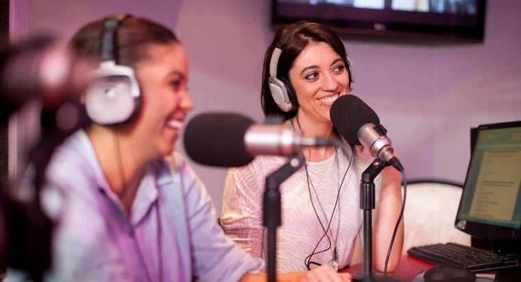 Where Can You Listen to Radio Talk Shows Online?