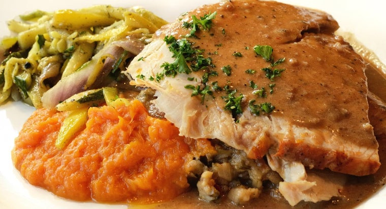 What Is a Simple Recipe for Giblet Gravy?
