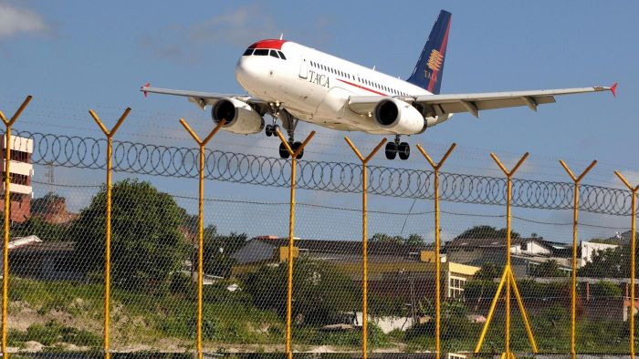 What Are the More Common Destinations for TACA Airlines?
