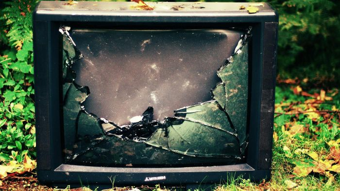 How Can You Sell a Broken TV?
