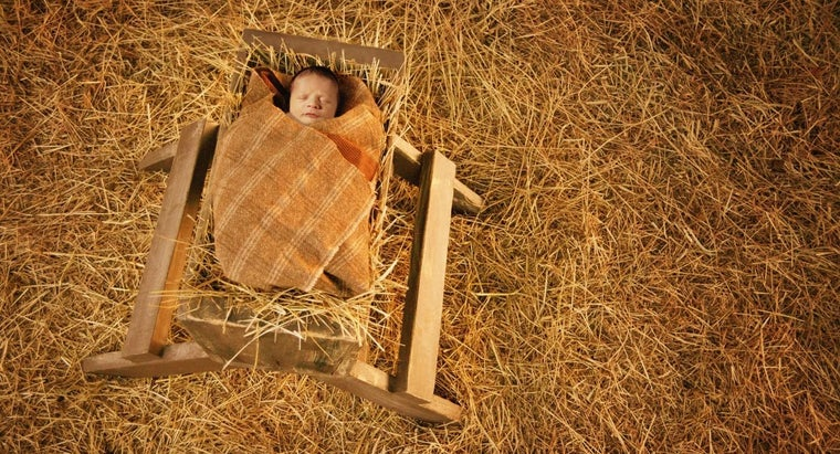 Are There Any Actual Images of Baby Jesus?