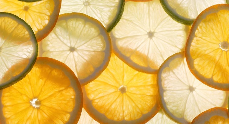 What Are the Ten Most Acidic Foods?