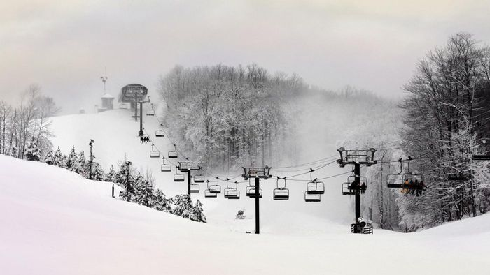 Where Can You Find a Map of Ski Resorts in Michigan?