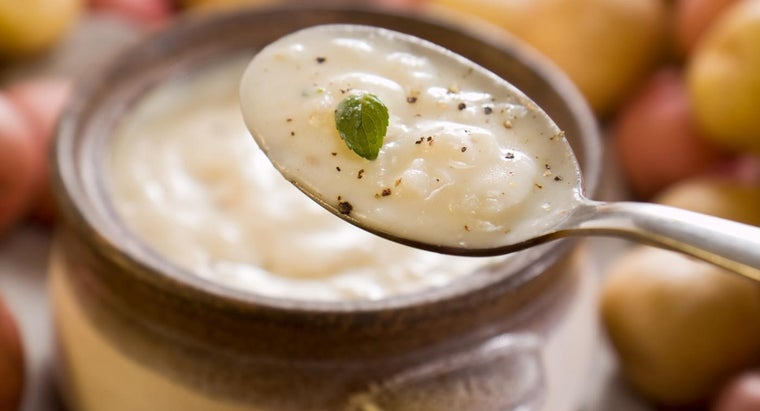 What Is a Quick Recipe for Potato Soup?