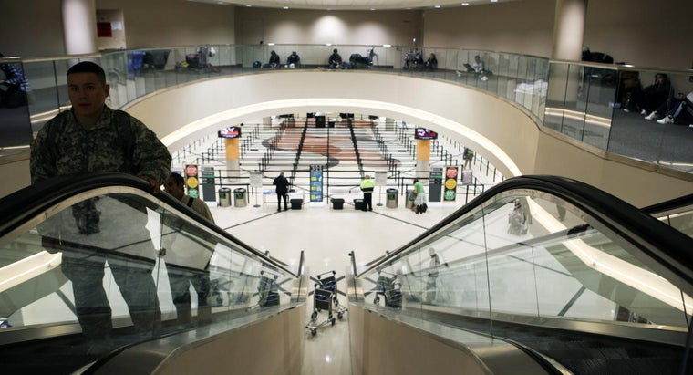 Where Can You View an Atlanta Airport Map?