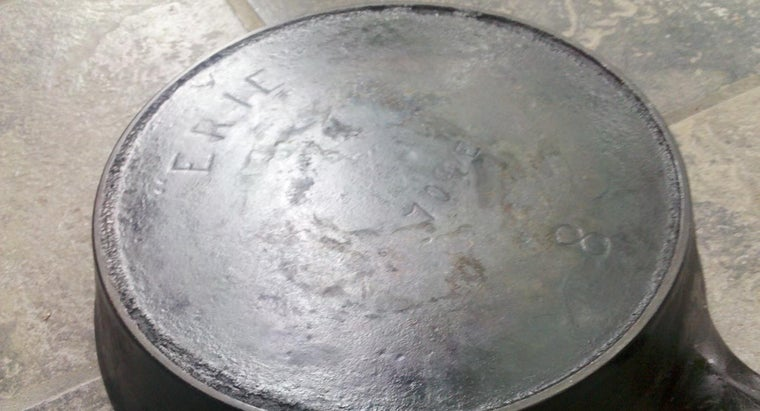 How Do You Clean Rust From Cast Iron?