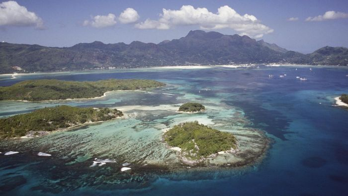 Has Anyone Published a Map of the Seychelles Islands?