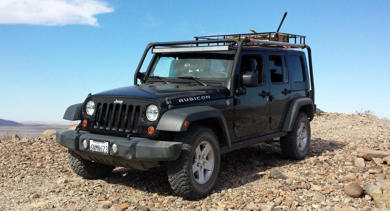 What Is a Jeep Owner's Manual?