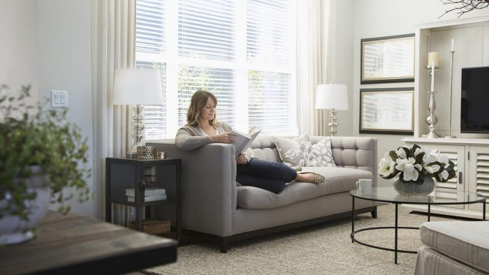 What Are the Dimensions of a Standard-Sized Sofa?