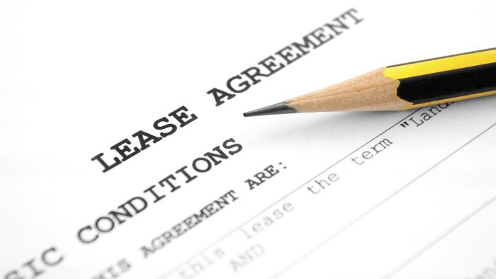 Where can you find a basic lease agreement template?