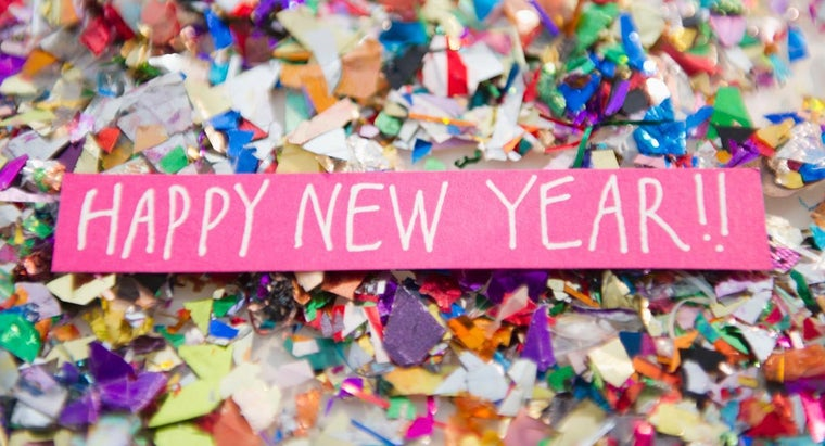 What Are Some Great Recipes for a New Year's Eve Celebration?