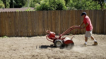 How Do You Use a Garden Tiller?